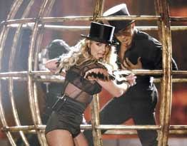 """Circus"" nuevo disco de Britney Spears"
