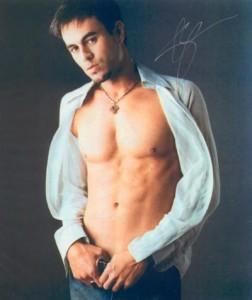 Enrique Iglesias -cantante español