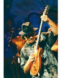Carlos Santana -guitarrista