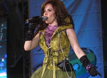 Gloria Trevi en vivo