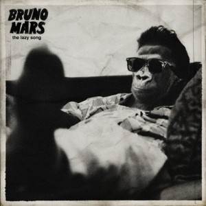 The Lazy Song, Bruno Mars